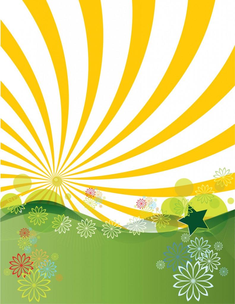 Free-Vector-Sunshine-LandscapeM (1)